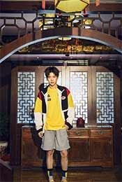 徐海乔古酒楼高清摄影写真图片