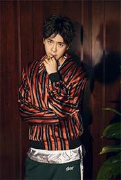 徐海乔炫酷时尚运动写真图片