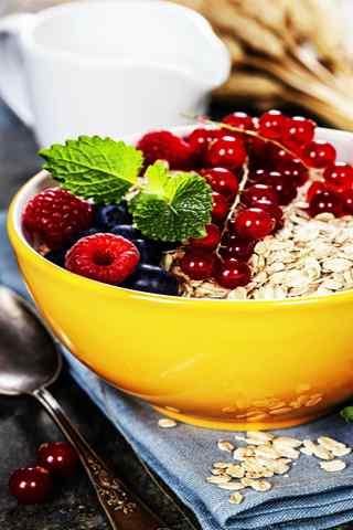手机美食壁纸:健康
