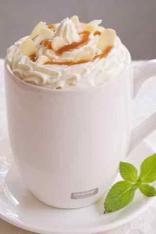 小清新花式咖啡手