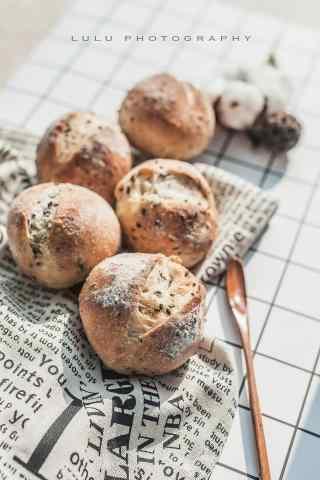 创意烤面包唯美图