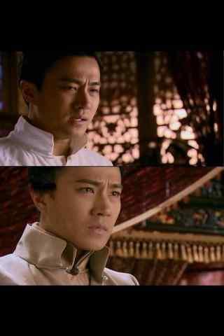 男星哭戏大比拼之刘恺威哭图片