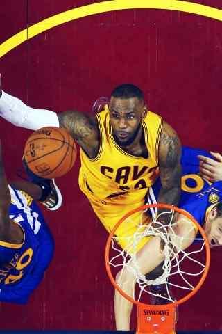 NBA球星灌篮瞬间