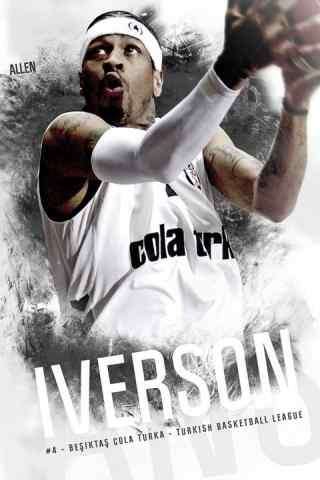 NBA篮球明星手机