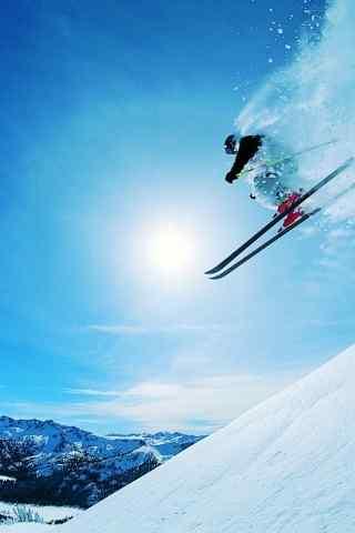 极限滑雪超精致手