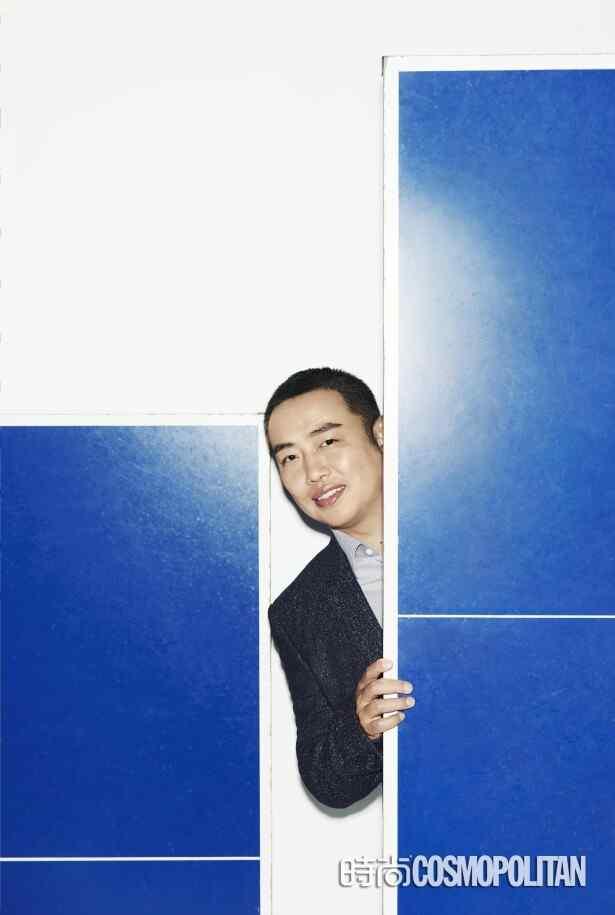 刘国梁时尚写真手机壁纸