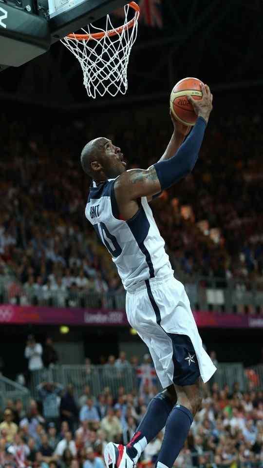 篮球公园体育手机壁纸; iphone壁纸 科比20120806; 时尚体育运动图片_体育壁纸