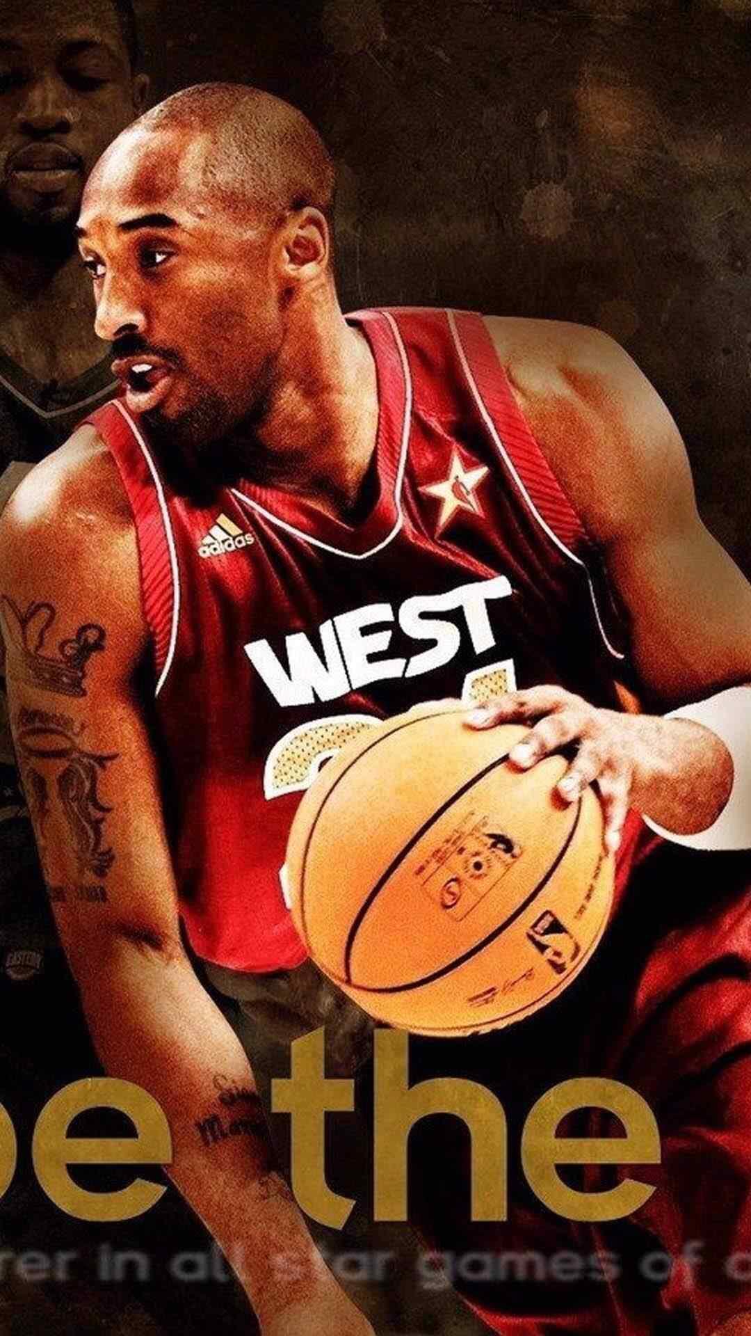 科比高清壁纸NBA