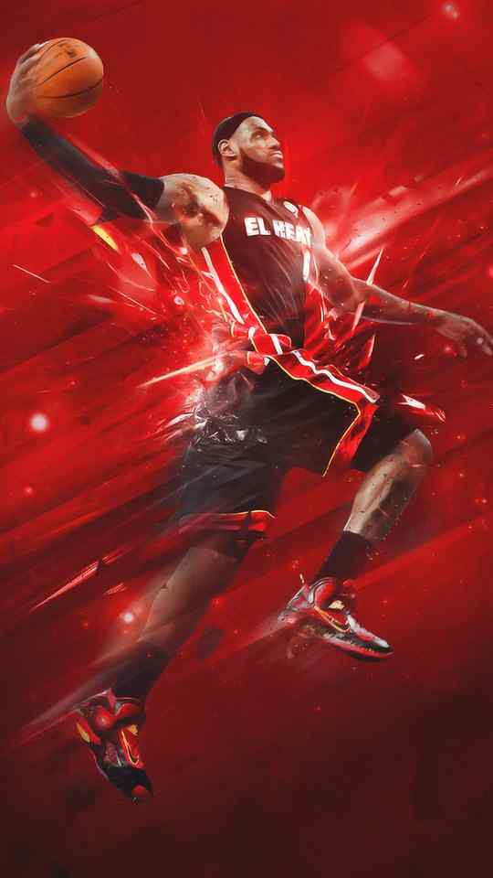 NBA骑士队勒布朗