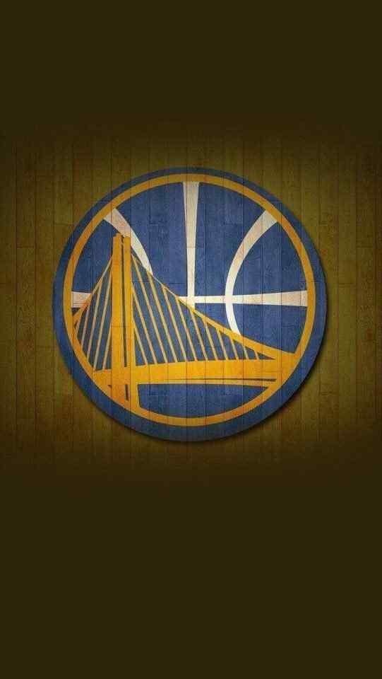 NBA勇士队LOGO手