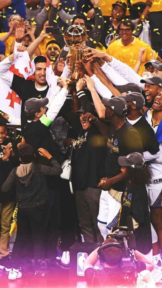 NBA勇士总冠军举