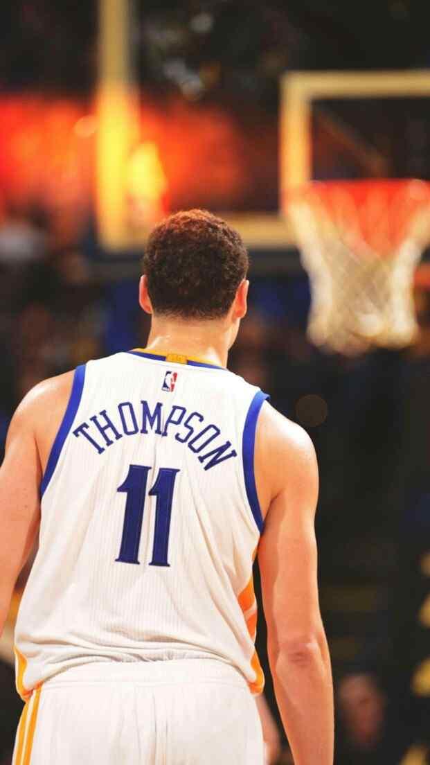 NBA勇士队汤普森