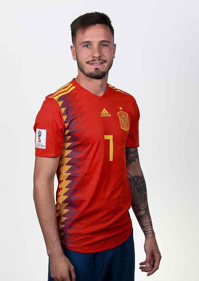 2018世界杯西班牙