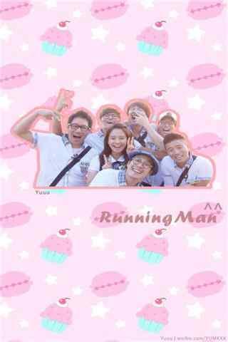 韩国综艺RunningMan之相亲相爱一家人手机壁纸