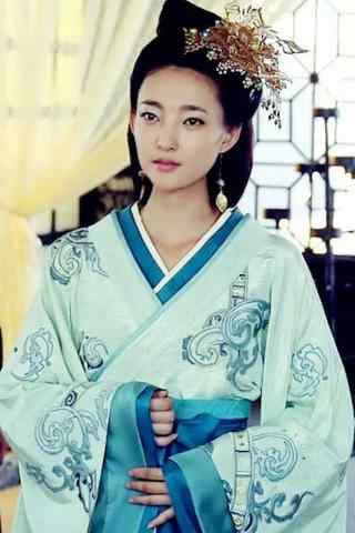 《美人心计》王丽坤古装美丽剧照