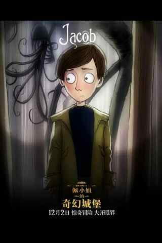 《佩小姐的奇幻城堡》杰克艺术海报