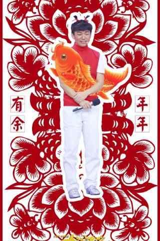 《大闹天竺》王宝强创意宣传海报