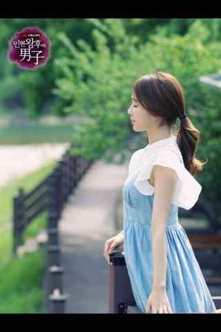 《仁显王后的男人》刘仁娜手机壁纸