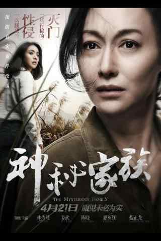 神秘家族妈妈惠英红宣传海报