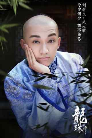 龙珠传奇吴应麒刘学义宣传海报