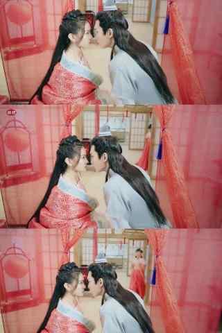 双世宠妃坦诚夫妇甜蜜对视剧照