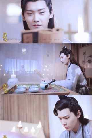 双世宠妃墨连城抓小檀的脚剧照壁纸
