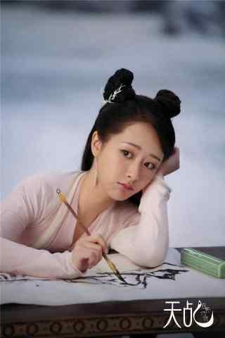 天乩之白蛇传说杨紫可爱手机壁纸