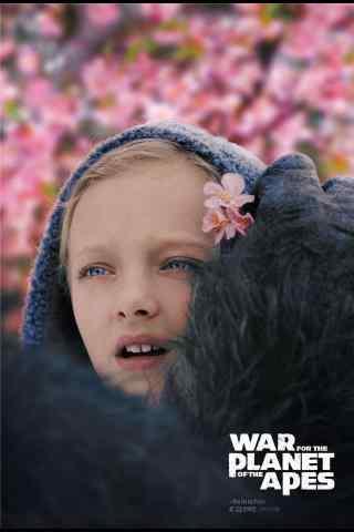 猩球崛起3终极之战诺瓦手机壁纸