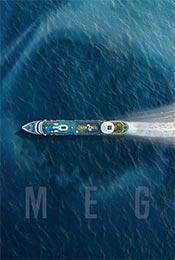 《巨齿鲨》概念海报