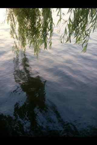 清明节习俗-河边
