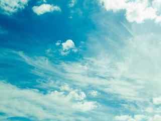 唯美的蓝天风景动态屏保