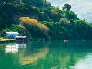 广东惠州平湖山水风光屏保