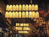日本柔美灯笼超清
