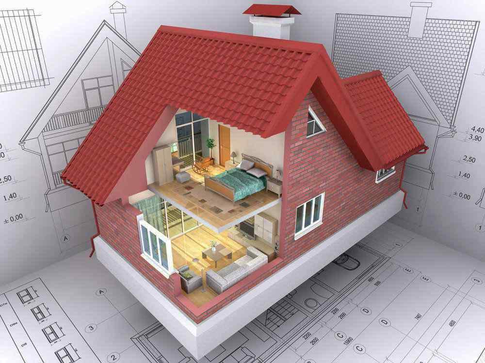 三维房屋效果图图片_三维壁纸