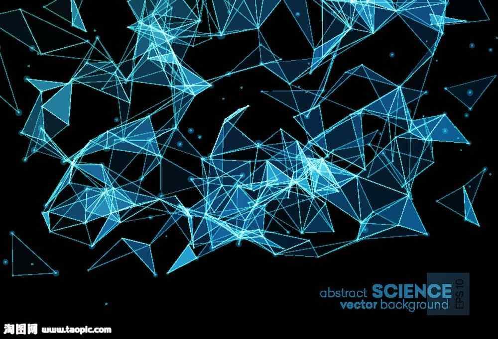 三维立体背景图片[矢量图,eps格式]_三维壁纸