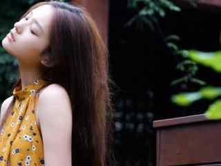 小清新女神林允橘