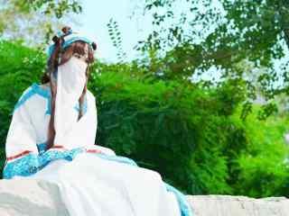 秦时明月之cosplay阴阳家姬如千泷桌面壁纸