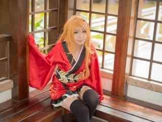 《我的妹妹哪有这么可爱》cosplay之高坂桐乃