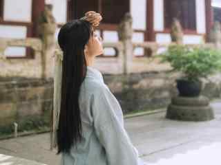 气质美女日式古风写真精选美女壁纸图片下载