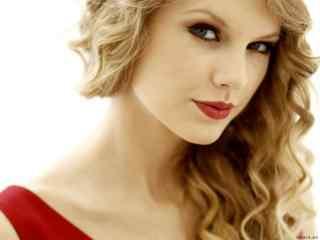 小天后泰勒斯威夫特红裙子写真图片手机壁纸