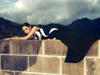 马苏唯美写真图片壁纸