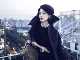 王丽坤唯美写真图片桌面壁纸
