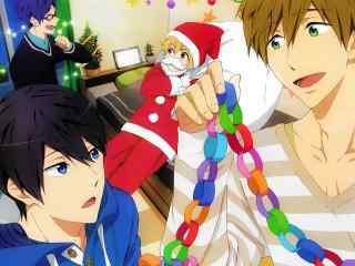 free!圣诞节图片高清壁纸