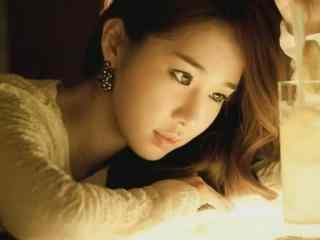 高清刘仁娜迷人图片桌面壁纸