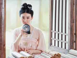 《大唐荣耀》景甜花絮图片壁纸