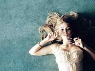 美女模特gigi唯美小清新写真图片