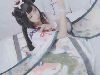 SSR花鸟卷cosplay桌面壁纸