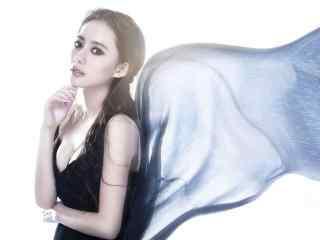 刘萌萌时尚写真图片壁纸