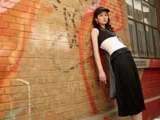 乔欣时尚潮流街拍
