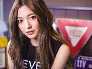 王妍之时尚写真高清壁纸